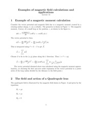 Lecture 12 on Mathematical Methods 1
