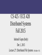 Distributed File Systems.ppt