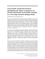 Social Media and Brand Purchase.pdf