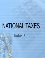 NATIONAL TAXES.pptx