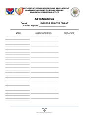 Attendance for OTC Payout (Advance) - MSWD used.docx