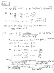 Physics 325 Spring 2011 Homework 6 Solutions