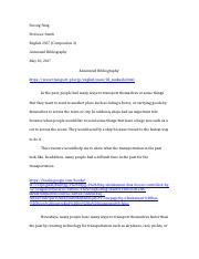 Annotated Bibliography .docx