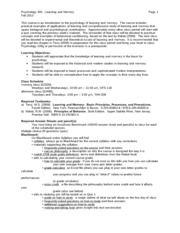 syllabus 305 fall 2013