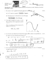 MATH 5c Fall 2012 Exam 1 Solutions