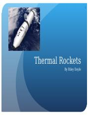 Thermal energy powerpoint 2