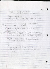 Notes on Degree Sequences