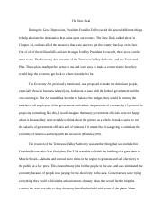 on or what is also known as d day it was finally time  2 pages short essay 3