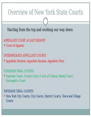 3 - The U.S. Legal System - Insert for NY State Courts (No notes) (1).pptx