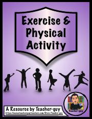 1 - Exercise and Physical Activity.pdf