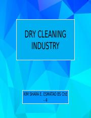 DRY-CLEANING-INDUSTRY.pptx