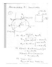 CE 345 Solutions to Homework 4