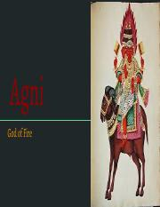 Agni God of fire.pdf