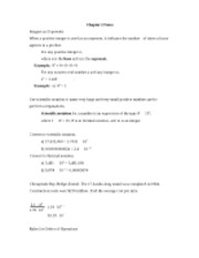 Chapter 2 Notes_MATH 101