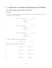 Differential Equations Lecture Work Solutions 131