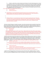 Bioethics Study Guide 2