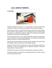 gestion calidad - PASCUAL, S. A.
