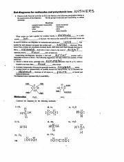 Chapter 3 - Ionic Compound Wkst Answer pdf - Dot diagrams