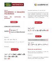 Apostila De Matematica Basica Pdf