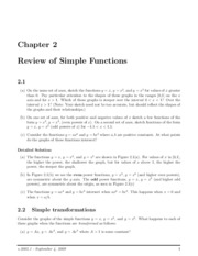 chapter2ProblemsAndSolutions