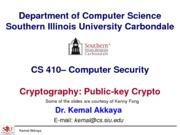 Cryptography-PublicKey