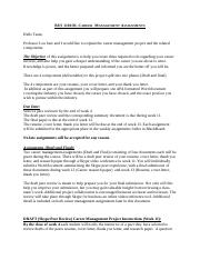 BUS1101 Career Development Project Guidelines and Instructions(2).docx