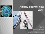 Albany County pw #2