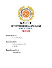 Advertising Management Project.docx