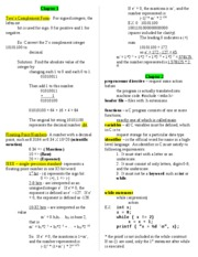C_Crib_Sheet_Final_Exam