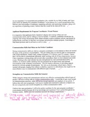 Principles of Management Memos and Speech Notes