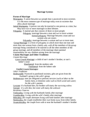 Cultural anthro studyguide2