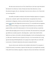 PSY 101 Research paper diana