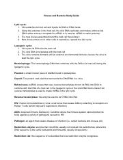 Viruses and Bacteria Study Guide.pdf
