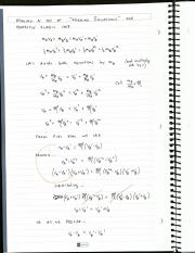 Working Equations for 1D P Elastic collisions (P161)