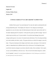 Literary Analysis of Robert Frost.pdf