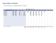 depreciation-schedule