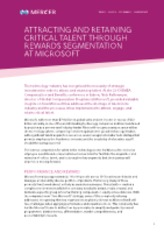 attracting-and-retaining-critical-talent-through-rewards-segmentation-at-microsoft-europe-2013-merce