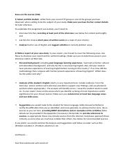 Focus on the Learner  assignment brief.docx
