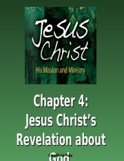 JesusChristHisMissionandMinistry-PowerPoints-Chapter4