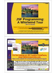 01 JSF2-Whirlwind-Tour
