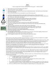 Tapped - Worksheet.docNesltx - TAPPED Name_garrin blake 1 What ...