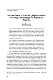 Swanson_2009_Soccer+Fields+of+Culture+_Re_production