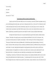 Crow Lake Essay.docx
