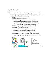 Rankine Cycle Pdf