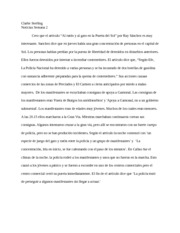 Writing Example 3 Noticias Semana 2