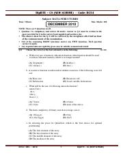 (www.entrance-exam.net)-IETE DIPIETE-CS (New Scheme) Data Structures Sample Paper 6