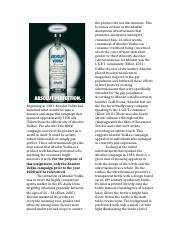 svedka vodka case study