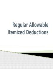 Regular-Allowable-Itemized-Deductions-13-A.pptx