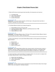 Chapter 2 Real Estate Finance Quiz.pdf