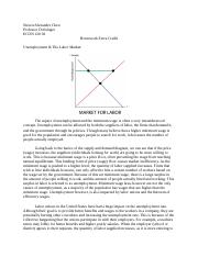 Econ Study Document - Market For Labor - SAC.docx